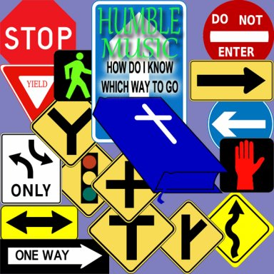 How Will I Know Which Way To Go