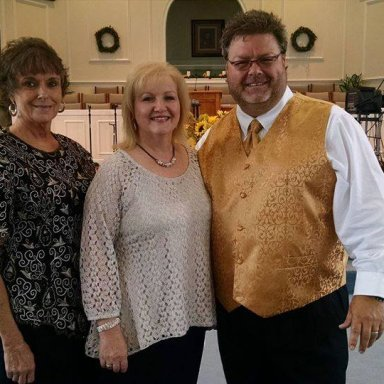 Hold On My Child sung by  Jordan's river Trio BMI Written by Shelia Reed Cabin Road Music