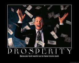 The Prosperity Gospel Refuted