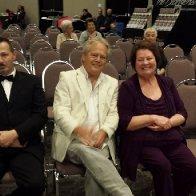 Allen Buch,John Penny and Shelia Reed,Greg Headrick.