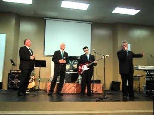Tim Frith & Gospel Echoes