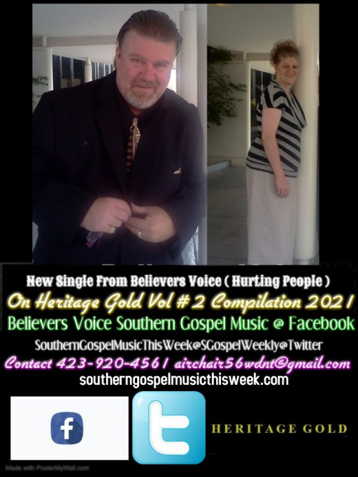 Believers Voice 2020 ( Dave Raby )
